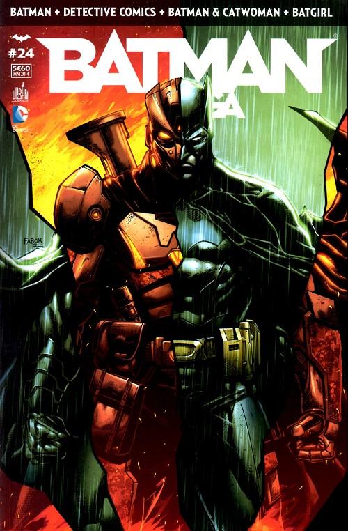 Couverture de Batman Saga -24- Numéro 24