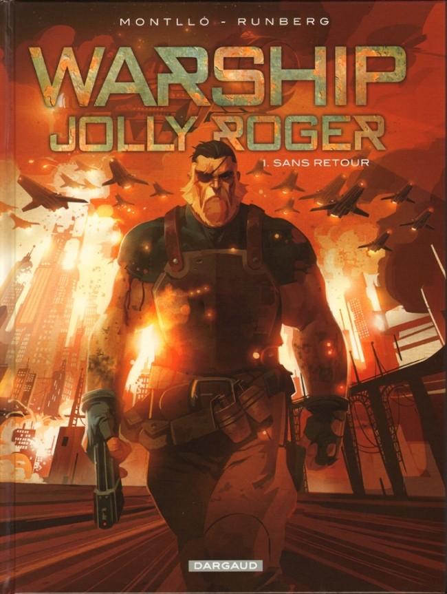 Couverture de Warship Jolly Roger -1- Sans retour