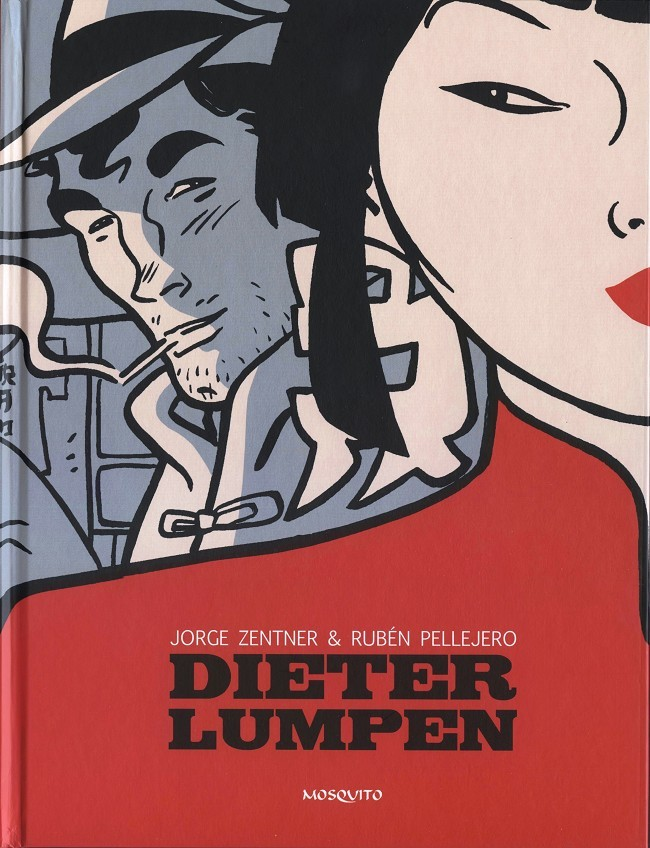 Couverture de Dieter Lumpen (Les Aventures de) -INT- Dieter Lumpen