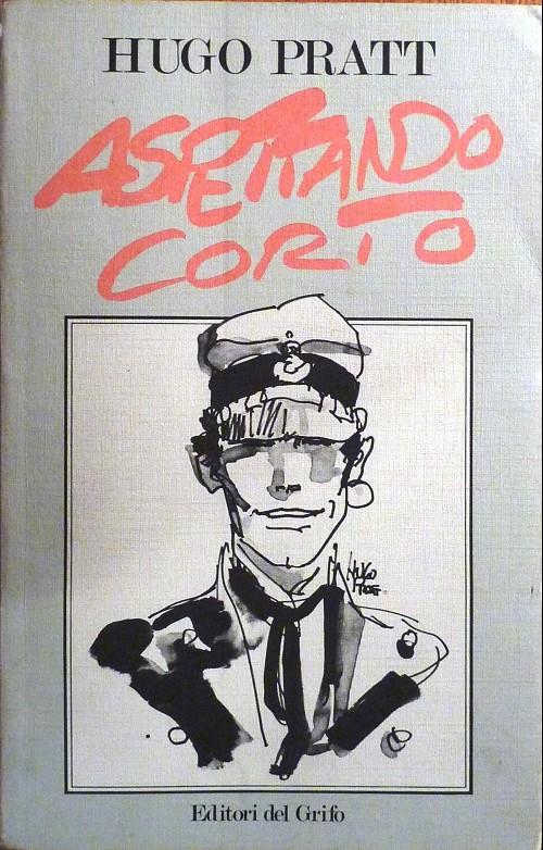 Couverture de (AUT) Pratt, Hugo (en italien) - Aspettando Corto (le pulci penetranti)