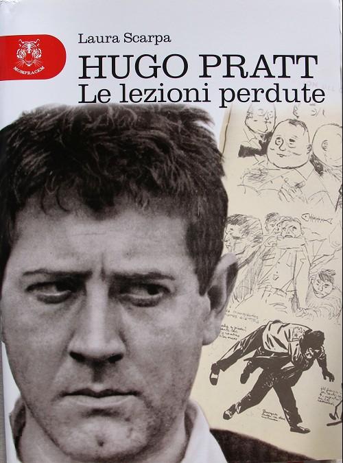 Couverture de (AUT) Pratt, Hugo (en italien) - Hugo Pratt - Le lezioni perdute