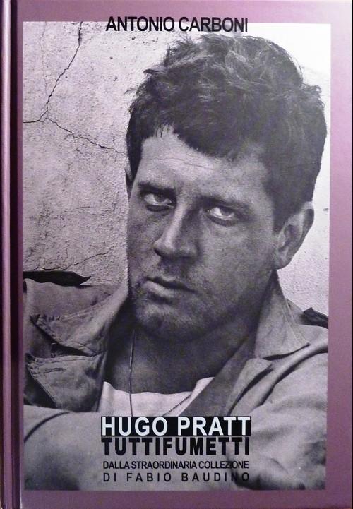 Couverture de (AUT) Pratt, Hugo (en italien) -TL- Hugo Pratt - Tuttifumetti