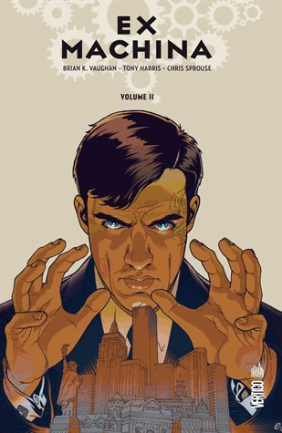 Couverture de Ex Machina (Urban Comics) -2- Volume II