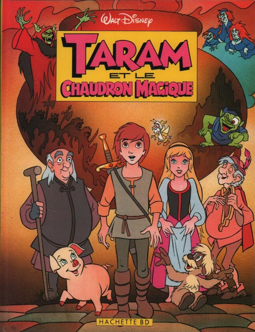 taram et le chaudron magique 1998