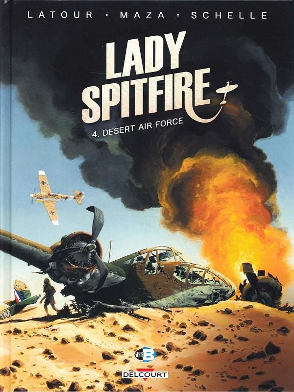 Lady Spitfire (Tome 4)