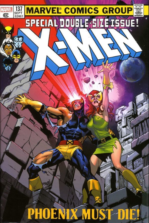 Couverture de Uncanny X-Men (The) (Marvel comics - 1963) -OMNI- The Uncanny X-Men Omnibus volume 2