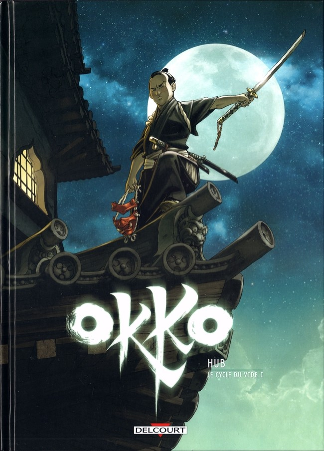 Couverture de Okko -9- Le cycle du vide I