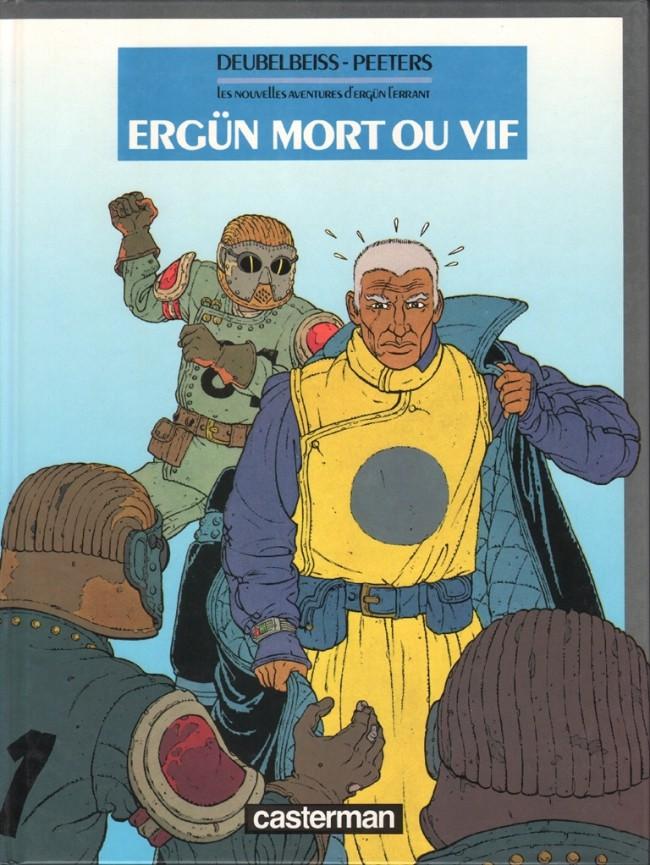 Les nouvelles aventures d'Ergün l'errant (2 tomes)