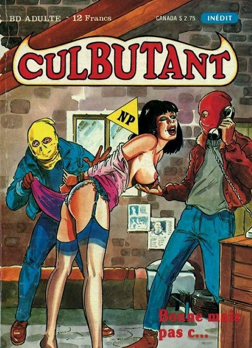 Couverture de Culbutant (Novel Press) -15- Bonne mais pas c...