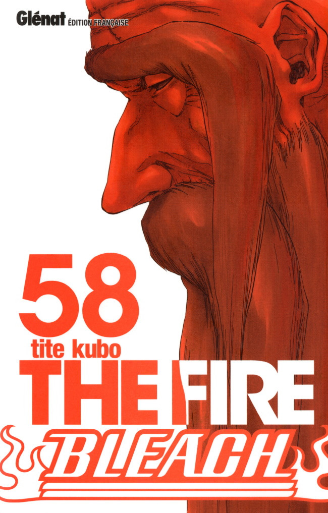 Couverture de Bleach -58- The Fire
