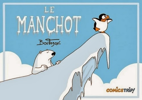 Couverture de Le manchot (Boutanox) -1- Tome 1