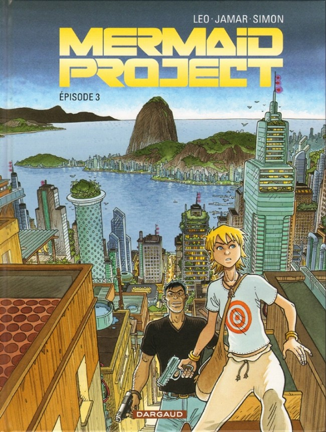 Couverture de Mermaid Project -3- Épisode 3