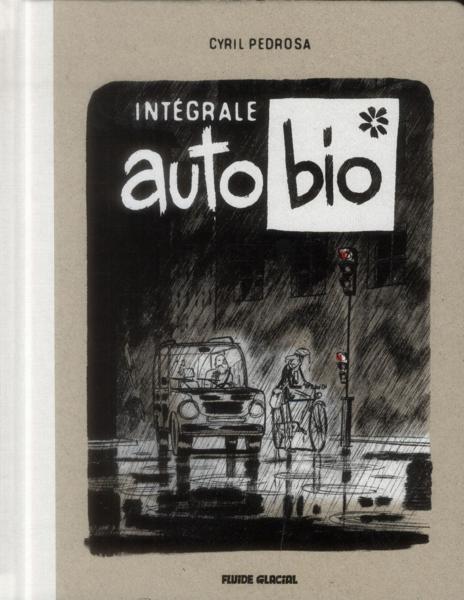Couverture de Auto bio -INT- Auto bio - Intégrale