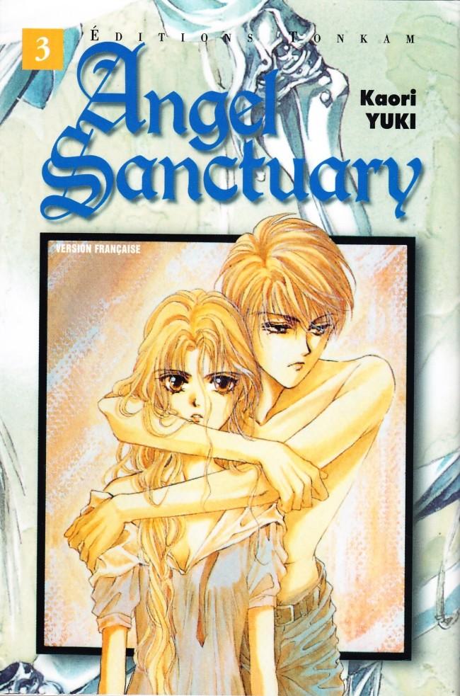 Couverture de Angel Sanctuary -3- Volume 3