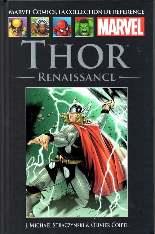 Couverture de Marvel Comics - La collection (Hachette) -651- Thor - Renaissance
