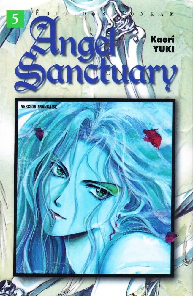 Couverture de Angel Sanctuary -5- Volume 5