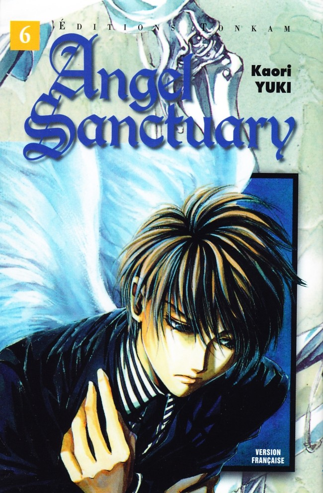 Couverture de Angel Sanctuary -6- Volume 6