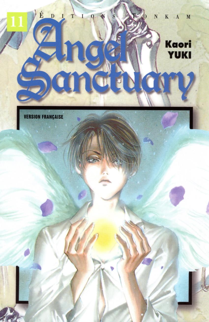 Couverture de Angel Sanctuary -11- Volume 11