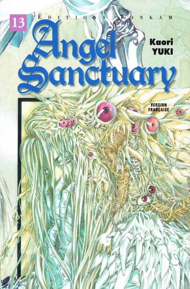 Couverture de Angel Sanctuary -13- Volume 13