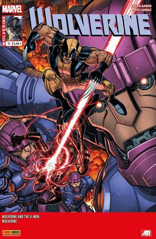 Wolverine (Marvel France 4e série) Tome 11 : Secrets et Mensonges (2014)