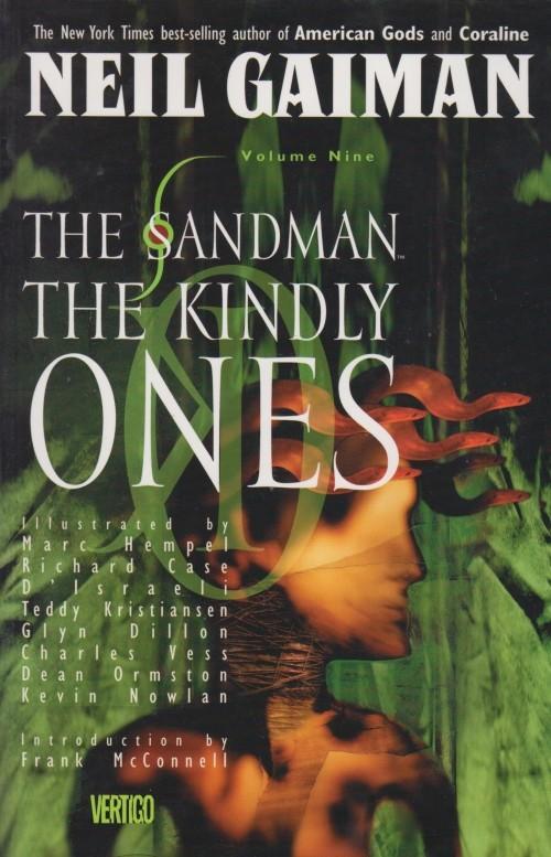 Couverture de Sandman (The) (1989) -INT09- The kindly ones
