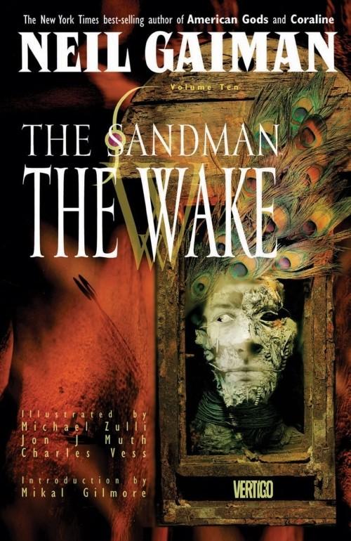 Couverture de Sandman (The) (1989) -INT10- The wake