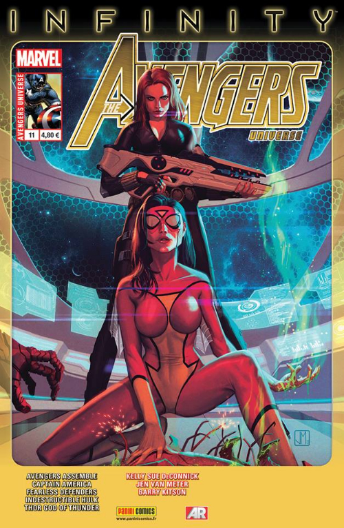 Couverture de Avengers Universe (1re série - 2013) -11- Mission de sauvetage