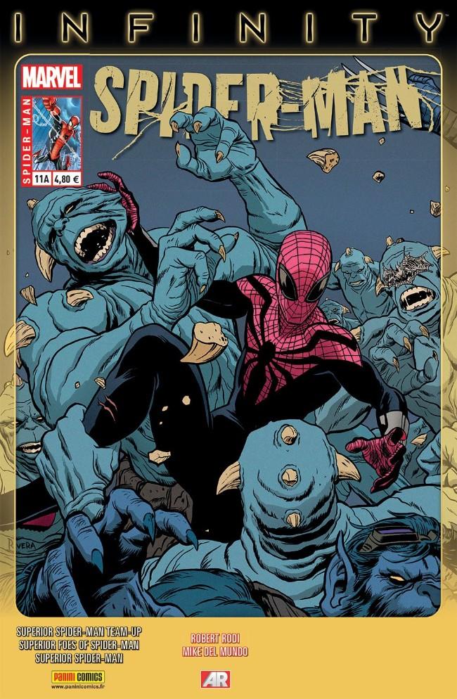 Spider-Man (Marvel France 4e série) Tome 11B : Invasion (2014)