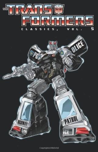 Couverture de Transformers (The) (1984) -INT05- Classics volume 5