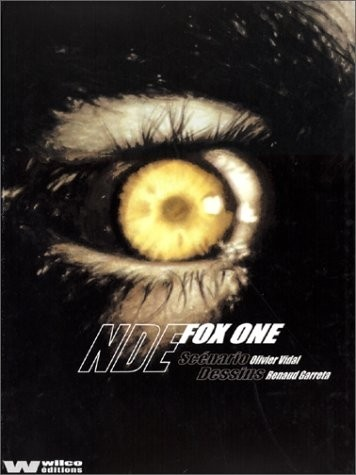 Couverture de Fox One -3- NDE