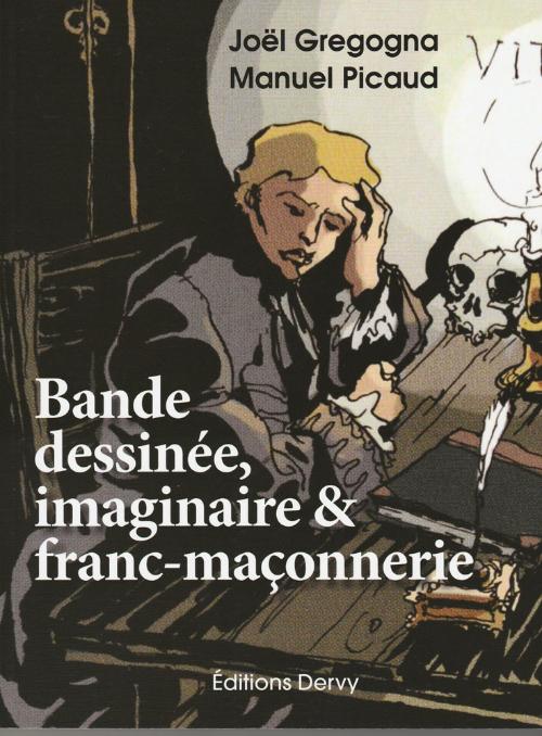 Couverture de (DOC) Études et essais divers - Bande dessinée, imaginaire & franc-maçonnerie