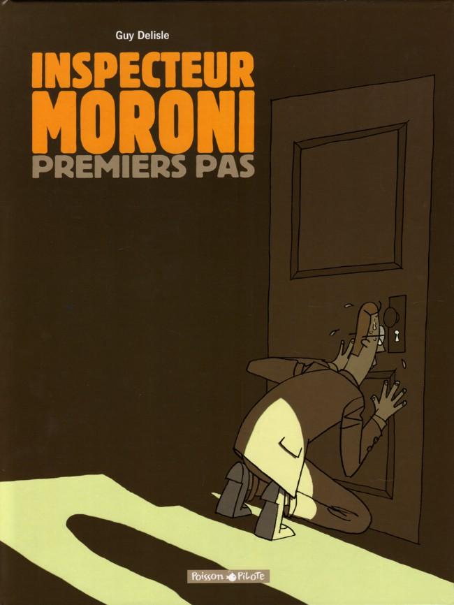 Couverture de Inspecteur Moroni -1- Premiers pas
