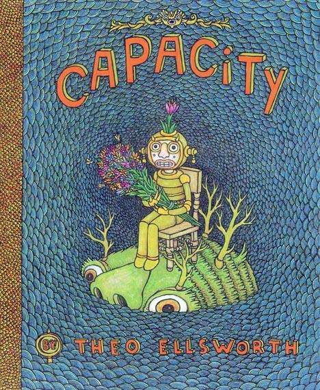 Couverture de Capacity (2008) - Capacity