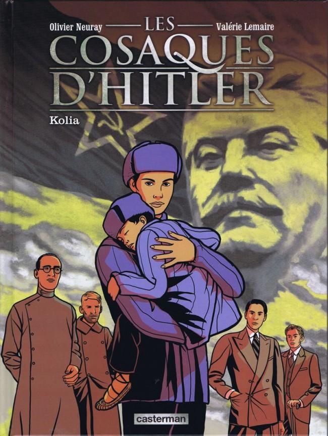 Couverture de Les cosaques d'Hitler -2- Kolia