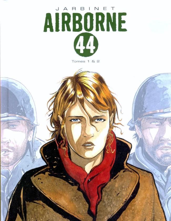 Couverture de Airborne 44 -INTFL1- tomes 1 & 2