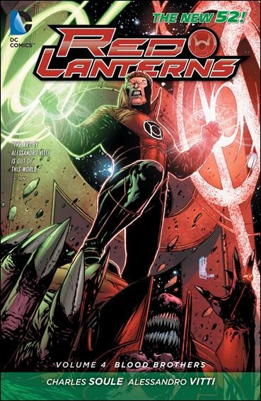 Couverture de Red Lanterns (2011) -INT04- Blood brothers