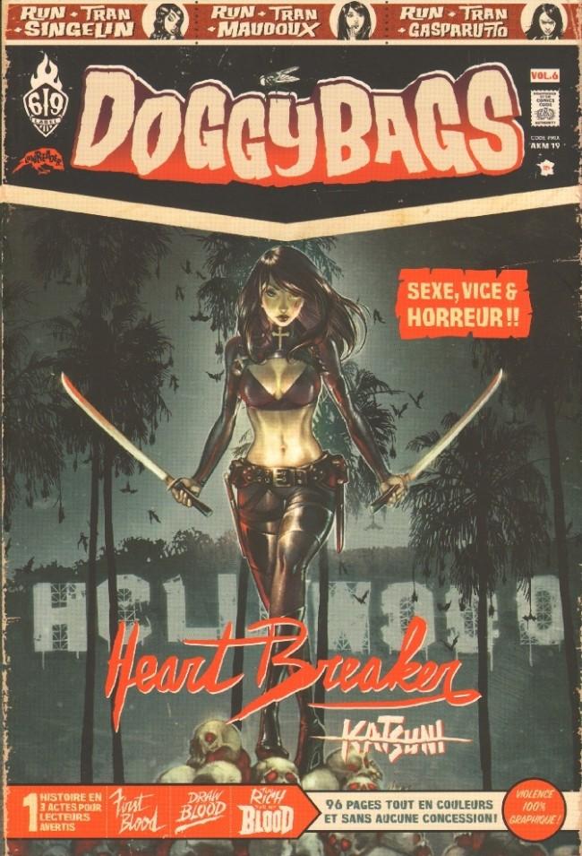 Couverture de Doggybags -6- HeartBreaker