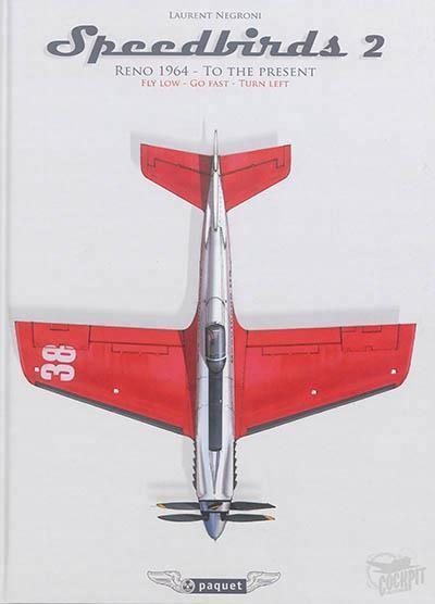 Couverture de Speedbirds -2- Reno 1964 - To the present