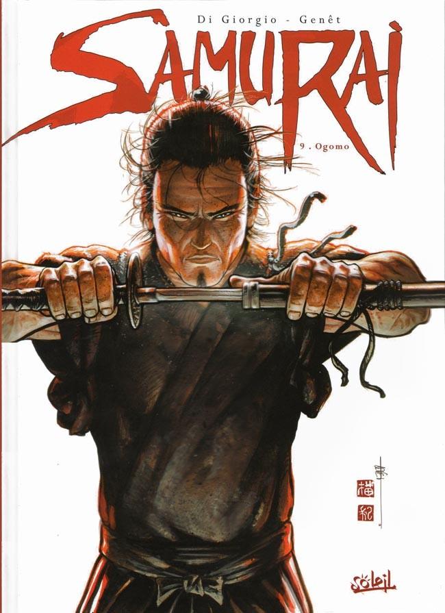 Couverture de Samurai -9- Ogomo