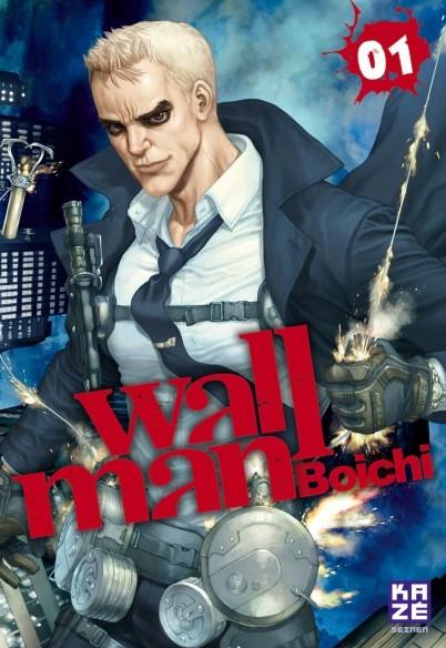 Couverture de Wallman -1- Volume 1
