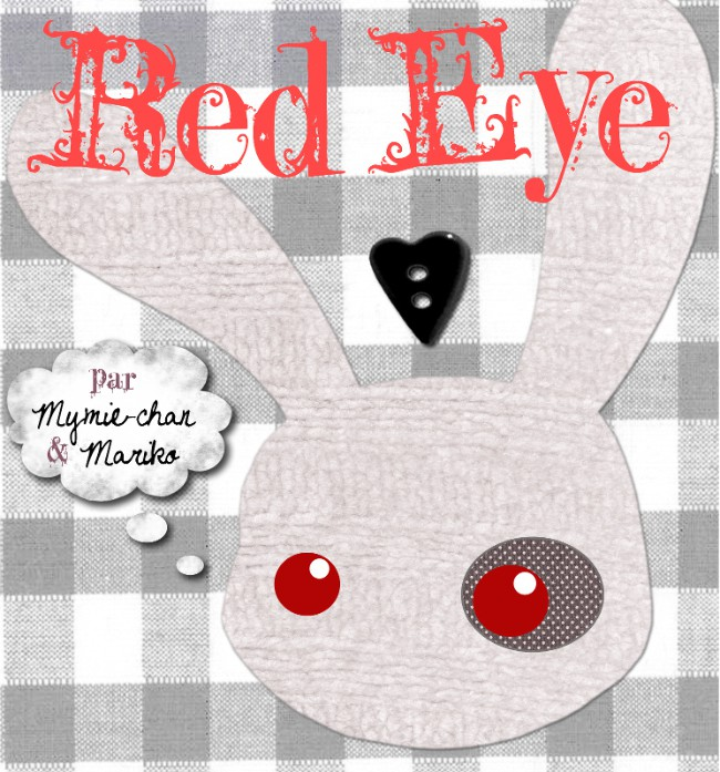 Couverture de Red Eye