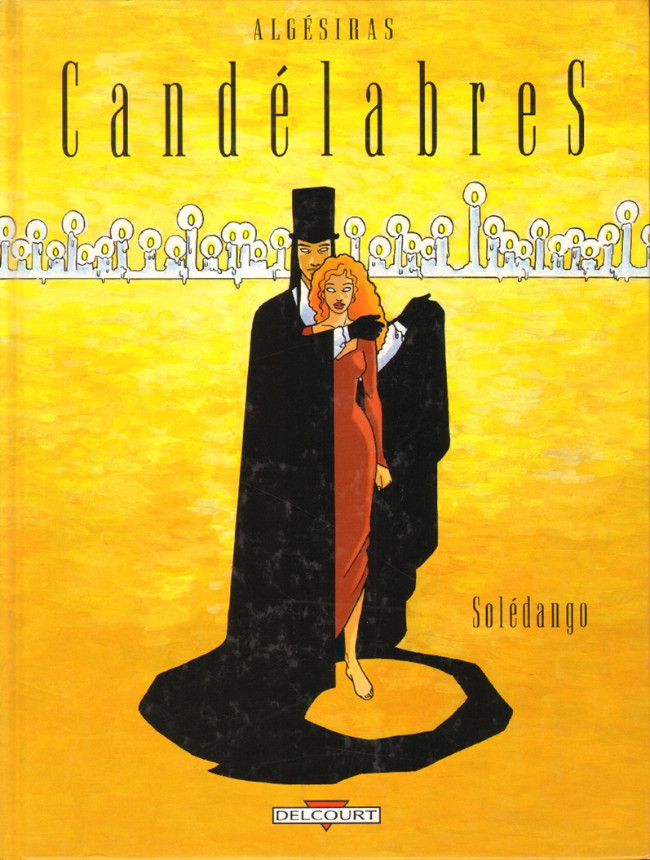 Couverture de Candélabres -1- Solédango