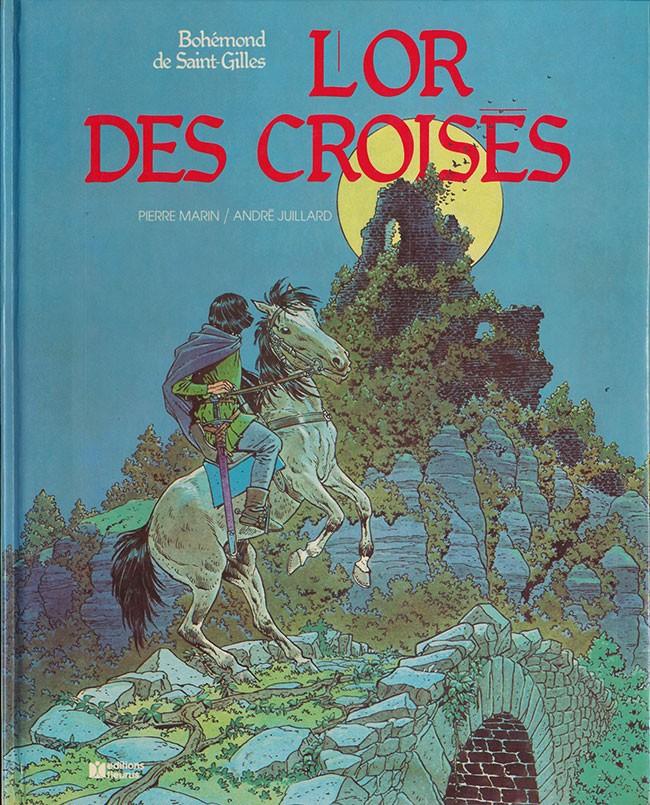 Couverture de Bohémond de Saint-Gilles -4- L'or des croisés