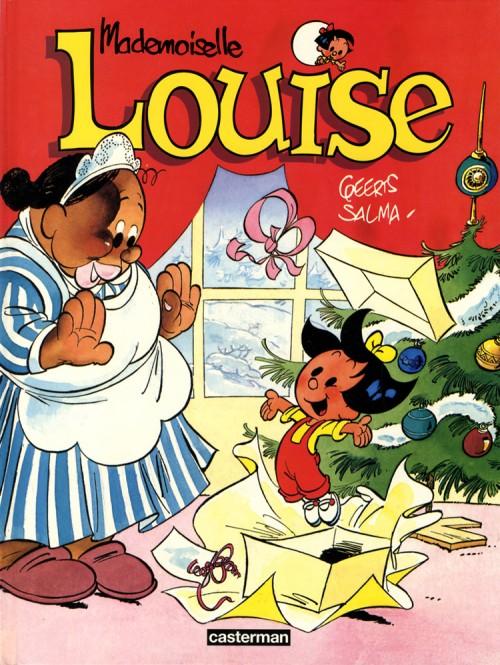 Couverture de Mademoiselle Louise - Tome 1