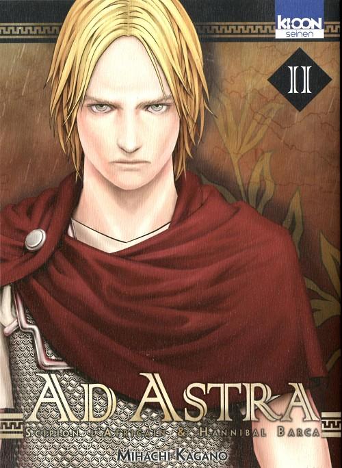 Couverture de Ad Astra -2- Tome II