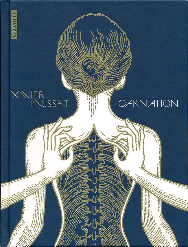 Couverture de Carnation