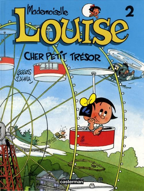 Couverture de Mademoiselle Louise -2- Cher petit trésor