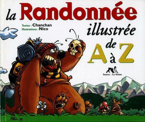 Couverture de Illustré (Le Petit) (La Sirène / Soleil Productions / Elcy) - La Randonnée illustrée de A à Z