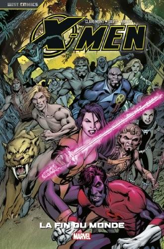 Couverture de X-Men (Best Comics) -5- La fin du monde