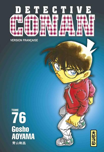 Couverture de Détective Conan -76- Tome 76